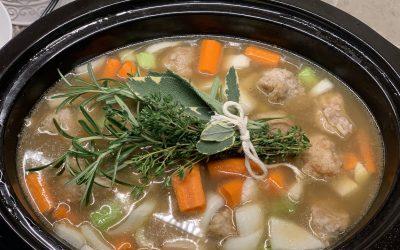Delicious Pork Tenderloin Stew!