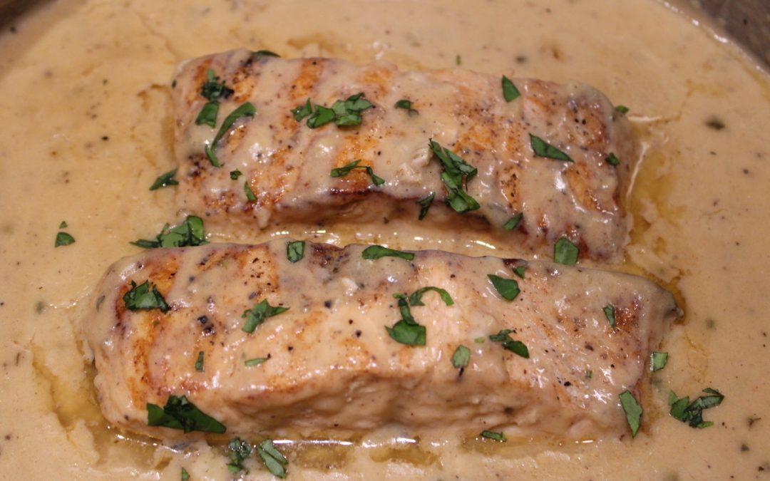 Saucy Salmon